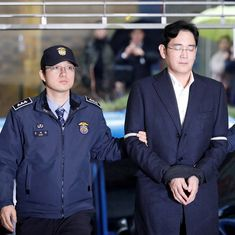 South Korea: Samsung group chief among five indicted for corruption and bribery