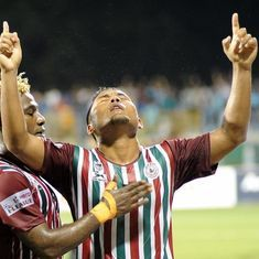 Mohun Bagan outclass Club Valencia to reach AFC Cup group stage