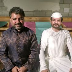 What happened when a medieval Urdu text was performed in a craft beer pub in Mumbai