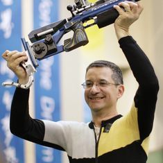 Ace shooter Rajmond Debevec slams Abhinav Bindra for role in scrapping existing events from Olympics