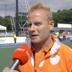 'I've coached more men's teams than women's': Hockey coach Sjoerd Marijne fires back at his critics