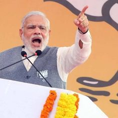 The big news: Modi mocks experts over post-demonetisation GDP figures, and 9 other top stories