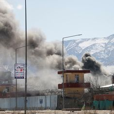 Kabul: Several injured in series of explosions carried out by Afghan Taliban group