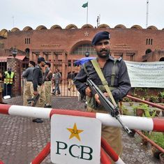 Teams playing in the PSL final will be provided security cover usually accorded to heads of states