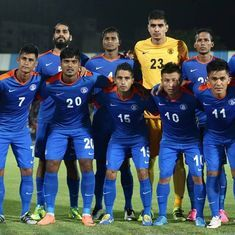 India's Asian Cup qualifying campaign is looming and the coach has adopted a safety-first approach