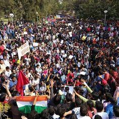 एबीवीपी ने रामजस कॉलेज में हुई हिंसा में शामिल दो कार्यकर्ताओं को निष्कासित किया