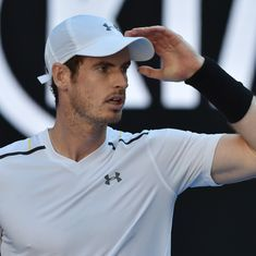 World No 1 Andy Murray knocked out of Monte Carlo Masters by Spain's Albert Ramos-Vinolas