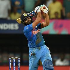 Captain Rohit Sharma does not expect any pollution-related issues ahead of Delhi T20I