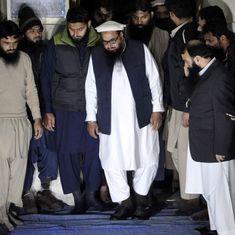 Pakistan bans Hafiz Saeed-backed terror outfit Tehreek-e-Azadi-Jammu and Kashmir
