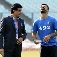 I was desperate to be the coach of the national side: Sourav Ganguly