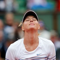 French Tennis Federation president unsure about giving Maria Sharapova wild card for French Open
