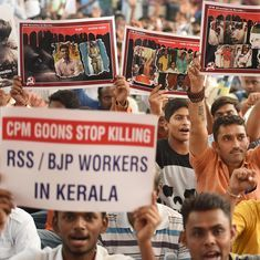 Kerala: RSS worker hacked to death in Kannur