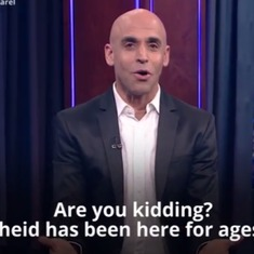 Watch: Will an Indian news show host ever criticise the government like Israel's Assaf Harel did?