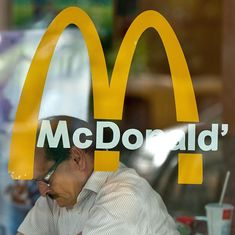 McDonald's reaches out-of-court settlement with estranged partner Vikram Bakshi, buys his stake