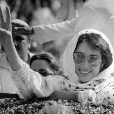 पाकिस्तान की पूर्व प्रधानमंत्री बेनज़ीर भुट्टो की हत्या क्या उनके पति आसिफ ज़रदारी ने कराई थी?