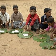 India's children are eating well enough to grow taller, but not to put on necessary weight