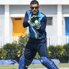 Vijay Hazare Trophy: MS Dhoni's Jharkhand on the brink of elimination