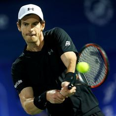 Dubai Open: Andy Murray enters the final with a 7-6, 6-1 win over Lucas Pouille