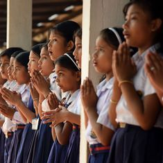 Assam's plan to make Sanskrit compulsory draws flak from teachers, but the RSS is pleased
