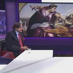 Watch: Britain has 'historical amnesia,' says Shashi Tharoor, on the British Empire in India