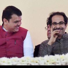 क्या भाजपा जल्द ही महाराष्ट्र में शिवसेना को ठिकाने लगाने की योजना बना चुकी है?