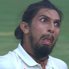 Watch: Ishant Sharma on his viral 'face-off' with Steve Smith, scoring a Test half century and more
