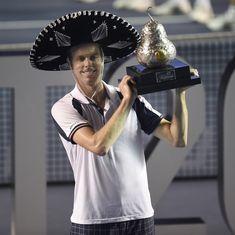 Sam Querrey stuns Rafael Nadal at Acapulco to win biggest career title