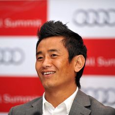 Former Indian footballer Bhaichung Bhutia quits Trinamool Congress