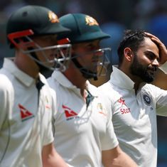India can learn from how Australia curbed their natural aggression with the bat on an uneven pitch