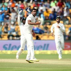 Bengaluru Test: Has India's over-dependency on Ashwin come back to haunt them?