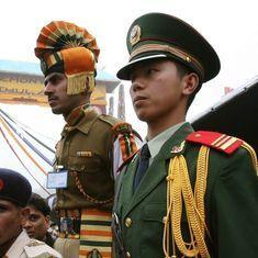 चीन द्वारा भारतीय सैनिकों को हिरासत में लेने और उनके हथियार छीनने की बात झूठी : सेना