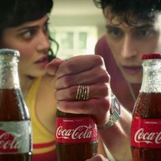 Watch: The cool cola advertisement they will never run in India (because it will offend morals)