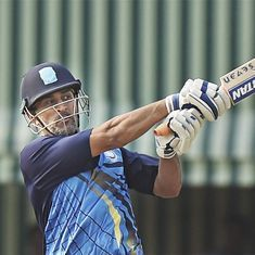 Vijay Hazare Trophy: MS Dhoni's Jharkhand scrape through to quarter-finals