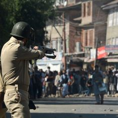 Jammu and Kashmir: Militant and civilian fatalities in 2017 highest in four years, says Centre