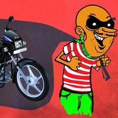 स्पलेंडर सबसे ज्यादा चोरी होने वाली बाइक सिर्फ इसलिए नहीं है कि वह सबसे ज्यादा बिकती है