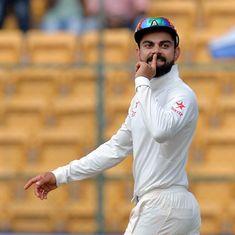 After dramatic win, Virat Kohli lays into Australia but stops short of calling them cheats