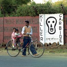 Lab notes: Bhopal residents exposed to methyl isocyanate in 1984 continue to have DNA damage
