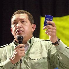 Hugo Chávez, Alí Primera, and the politics of popular music in Venezuela