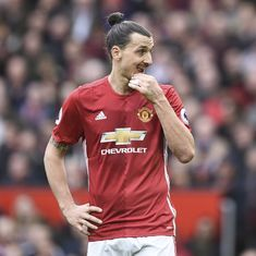 'I will come back to finish what I started': Ibrahimovic targets Premier League glory with United