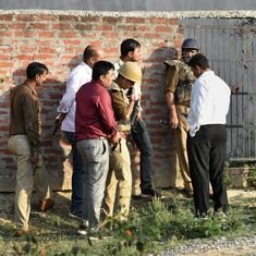 UP: Anti-Terror Squad corners suspected militant in Lucknow's Thakurganj area