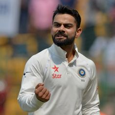 Virat Kohli's salary is nowhere close to that of the highest-paid athletes in the world