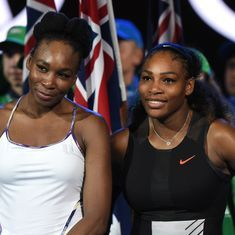 On Women's Day 2017, a tribute to Serena and Venus for leading women's tennis from the forefront