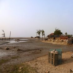 Battered by climate change, shrinking Sagar Island in the Sundarbans struggles to stay afloat
