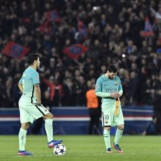 Champions League: Barcelona have the firepower to overturn 0-4, but they don't have the away goal