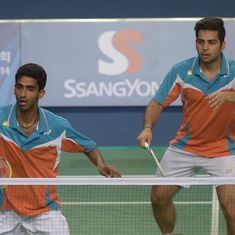 Doubles pairs keep Indian challenge alive in Canada Grand Prix