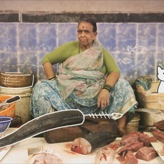 Video: Here's what a fish market in Mumbai sounds (and looks) like at prime time
