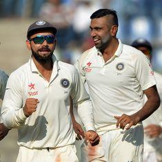 Kohli does not have a negative bone in his body, says Ashwin