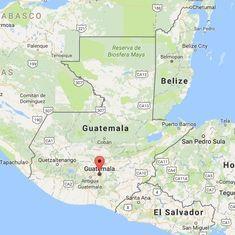 Guatemala: Fire kills 19 children at a shelter