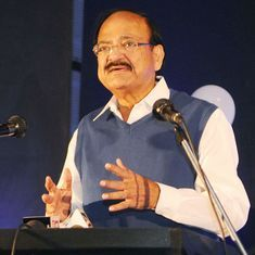 Vice-presidential elections today: Venkaiah Naidu expected to win comfortably