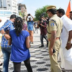 With Kochi moral policing, Shiv Sena tries to push its brand of intimidation politics in Kerala
